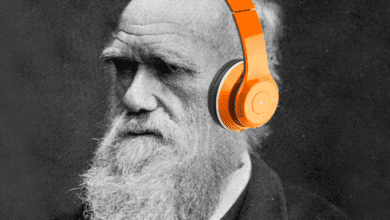 Photo of Sem Darwin não existiria o MP3