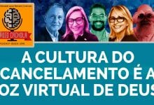 Foto de A cultura do cancelamento é a voz virtual de Deus?